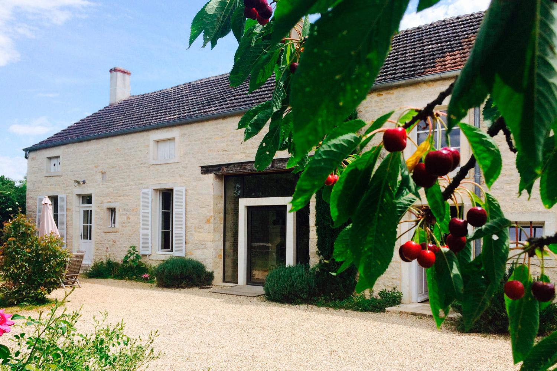 Gîte à louer en Bourgogne